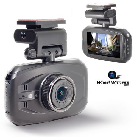 WheelWitness HD PRO Premium Dash Camera